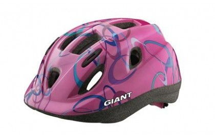 Kids Giant Pup Pink