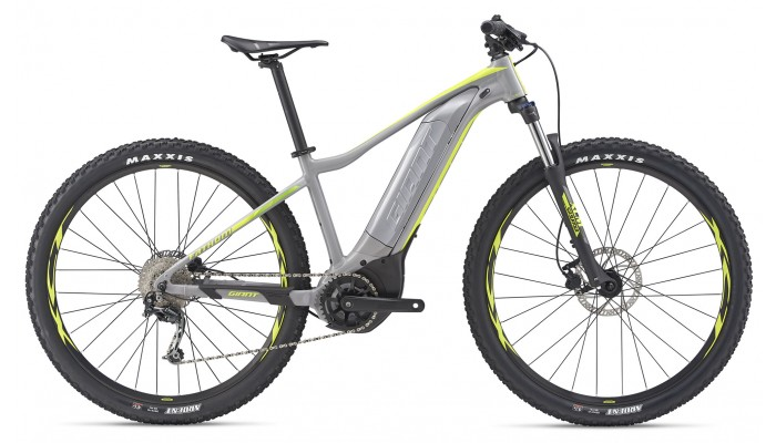 Electric Mountain Bike - Daily Rate £45 / Weekly Rate £165