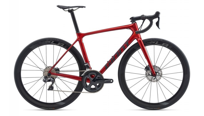 TCR ADVANCED PRO 1 DISC 2020
