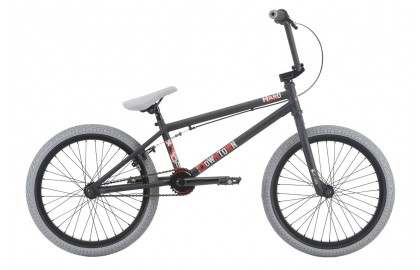 "Haro Downtown 20.3"" TT BMX Black"