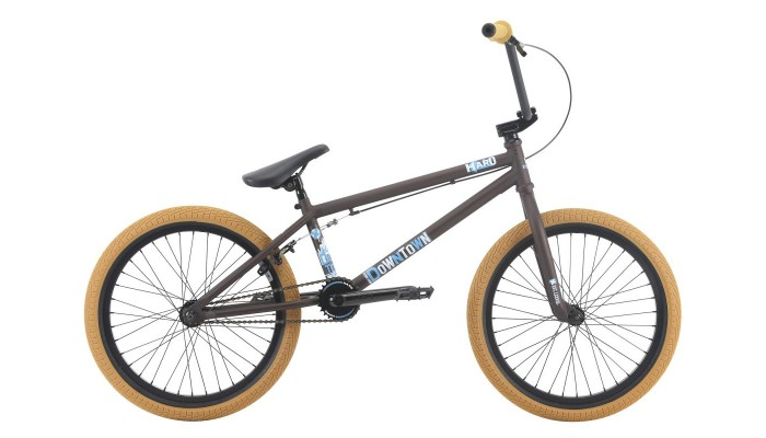 "Haro Downtown 20.3"" TT BMX Matt Root Beer"