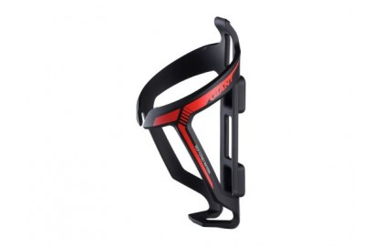 PROWAY BOTTLE CAGE NEON RED