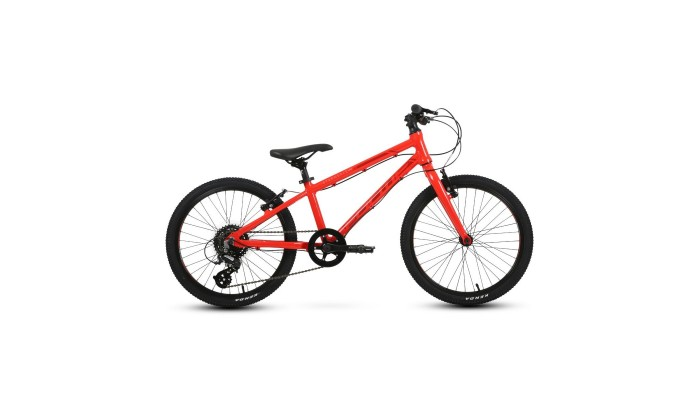 "Sterndale MX 20"" Red"
