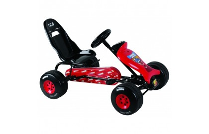 Bumper Race Team Go Kart